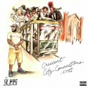 K-Smooth - Crescent City Connections mixtape cover art