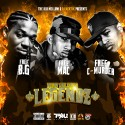 New Orleans Legendz mixtape cover art