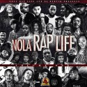 Nola Rap Life Vol. 1 mixtape cover art