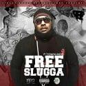 P Town Moe - Free Slugga mixtape cover art