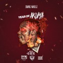 Swing Wheelz - Year Of Akuma mixtape cover art