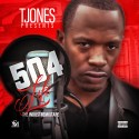 T Jones - 504 Life The IndustRemix Tape mixtape cover art