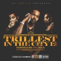 Trillest In The City 12 (Hosted By Pacman) mixtape cover art