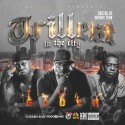 Trillest In The City 7 mixtape cover art