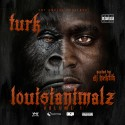 Turk - Louisianimalz mixtape cover art