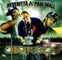 3 Kings, Vol. 2 (Hosted by Paul Wall) mixtape cover art