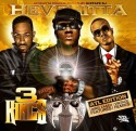 3 Kingz ATL Edition mixtape cover art
