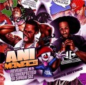 Animaniacs (Hosted by Busta Rhymes) mixtape cover art