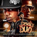 Nas & Jay-Z - Deadly Duo mixtape cover art