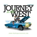 Journey To The West mixtape cover art