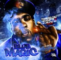 Lloyd Banks - Blue Magic mixtape cover art