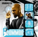 Common & J Dilla - Something In Common mixtape cover art