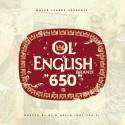Major League Music - Ol' English 650 mixtape cover art