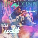 Mic Conn - All Access mixtape cover art