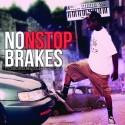 Nonstop - No Breaks mixtape cover art