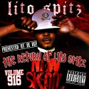 Lito Spitz - The Return Of Lito Spitz mixtape cover art