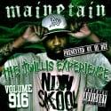 Mainetain - The J. Willis Experience mixtape cover art