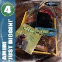 Amiri - Just Diggin 4 mixtape cover art