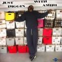 Amiri - Just Diggin With Amiri mixtape cover art