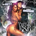 Chris Brown - The Prince Of R&B 2 mixtape cover art