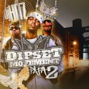 Dipset Movement, Pt. 2 mixtape cover art
