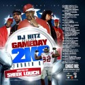 Gameday 2K8 Fourth Qtr mixtape cover art