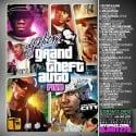 Grand Theft Auto 5 (Cocaine City Edition) mixtape cover art