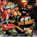 Slaughterhouse - Hip Hop's Meat Market mixtape cover art