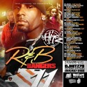 R&B Bangers, Part 11 mixtape cover art