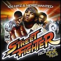 Street Fighter Round One (Hosted by Gillie Da Kid) mixtape cover art