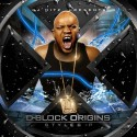 Styles P - D-Block Origins mixtape cover art