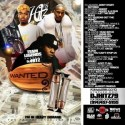 Wanted 2 mixtape cover art