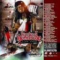 Lil Wayne - Lyrical Homicide, Part 4 mixtape cover art