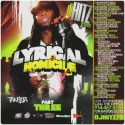Lil Wayne - Lyrical Homicide, Vol. 3 mixtape cover art