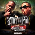 Alley Boy & Eldorado Red - Return Of The Mob mixtape cover art