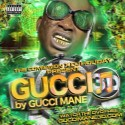 Gucci Mane - Gucci 3D mixtape cover art