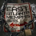 Gucci Mane & Young Dolph - EastAtlantaMemphis mixtape cover art