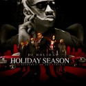 Holiday Season 3 mixtape cover art