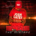 Josh Gates - 24:15 (The Mixtape) mixtape cover art