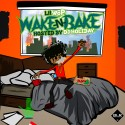 Lil Wop - WakeNBake mixtape cover art