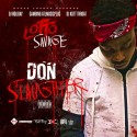 Lotto Savage - Don Slaughter mixtape cover art