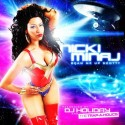 Nicki Minaj - Beam Me Up Scotty mixtape cover art