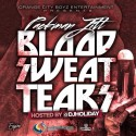 Pakman - Blood Sweat And Tears  mixtape cover art