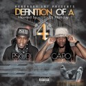 P.Skud & Capo - Definition Of A 4 mixtape cover art