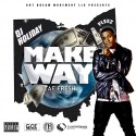 Tae Fresh - Make Way mixtape cover art