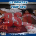 Troy Ave Presents - BSB Vol. 3 mixtape cover art
