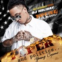 Young Capone - Paper And Politics mixtape cover art