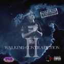 3rd Eyes - Walking Contradiction II mixtape cover art