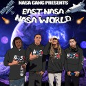 East Nasa - Nasa World mixtape cover art