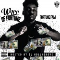 Fortune Fam - Will Of Fortune mixtape cover art